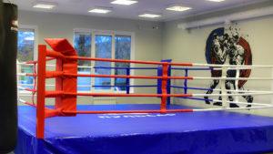 Фото зала по боксу