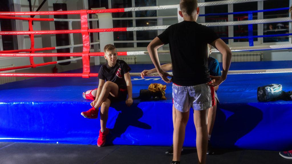 тренировки бокс - фото