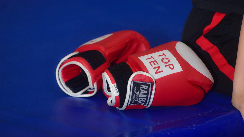 сплит тренировки в боксе