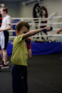 Картинка спортивная школа бокса
