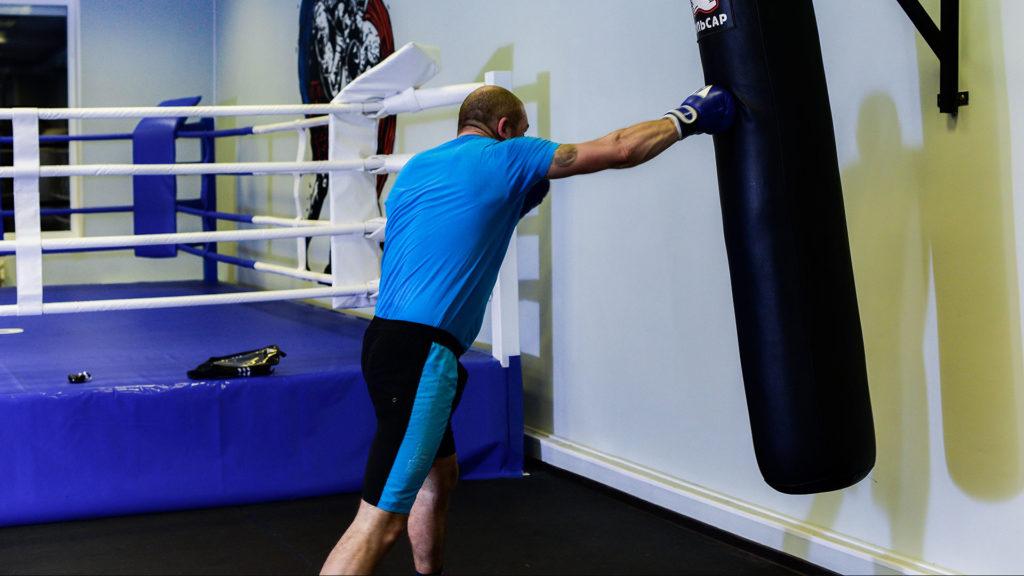 личный тренер по боксу